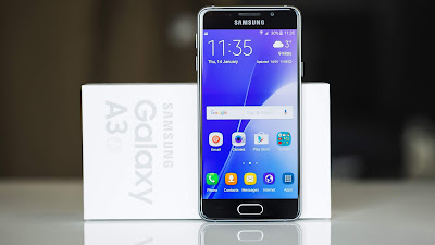 Cara Baru Flash Samsung Galaxy A3 via Odin