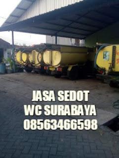 Sedot WC Banjar Sugihan Tandes Surabaya
