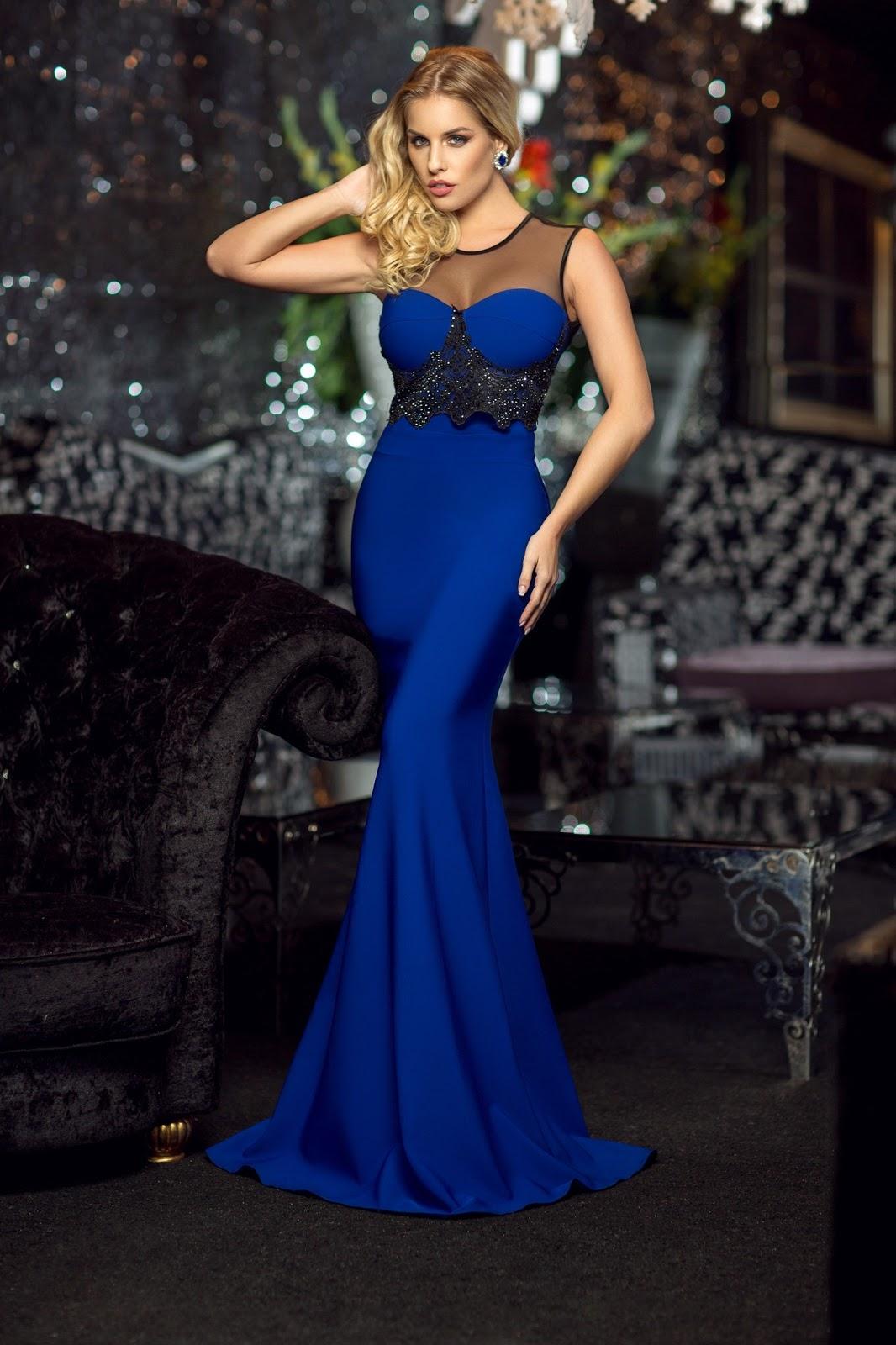 5b0f90d4a Vestidos largos bonitos y elegantes – Vestidos de boda