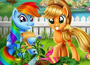 My Little Pony Veggie Garden juego