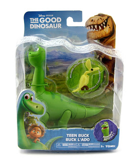 the good dinosaur teen buck figure