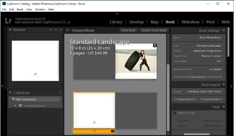 Adobe Lightroom Classic CC 2019 Full Español