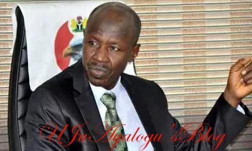 'We are still investigating Onnoghen' — Magu writes Buhari