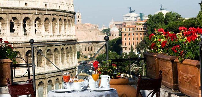 Palazzo Manfredi, Relais & Chateaux – Roma