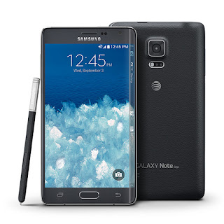 Samsung Galaxy Note Edge User's Manual PDF Download