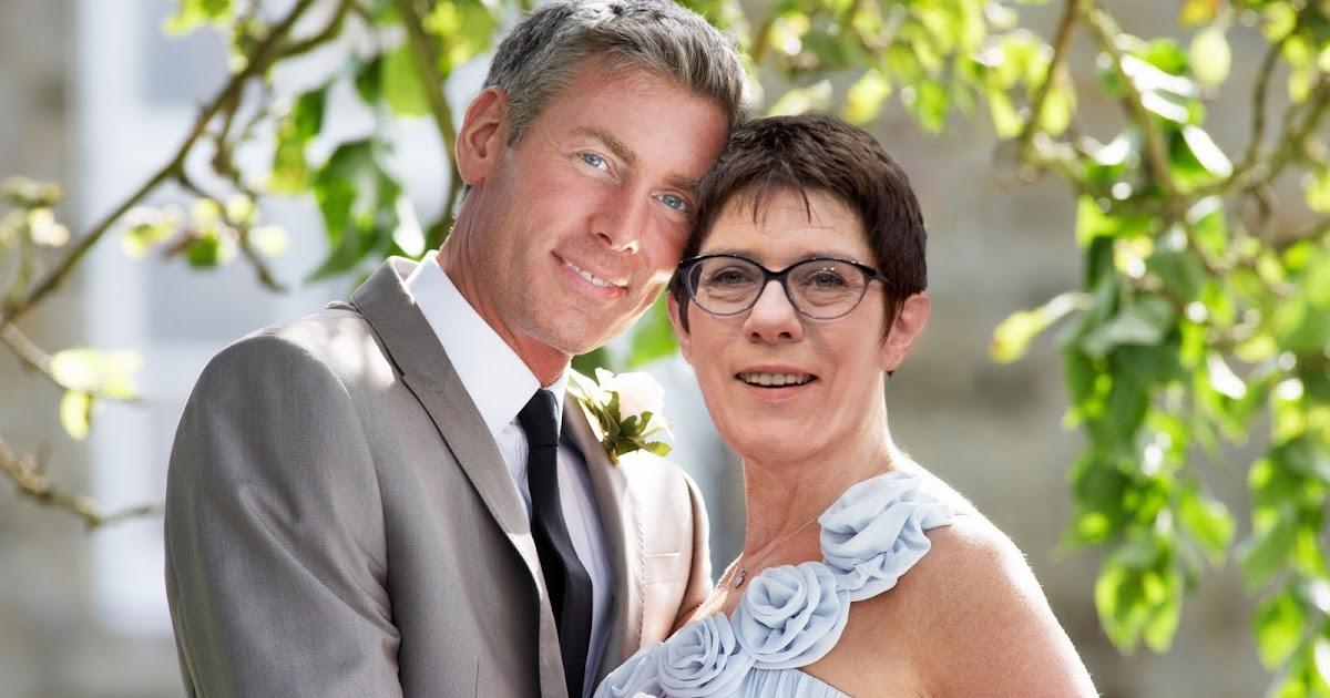 Annegret Kramp-Karrenbauer Ehemann