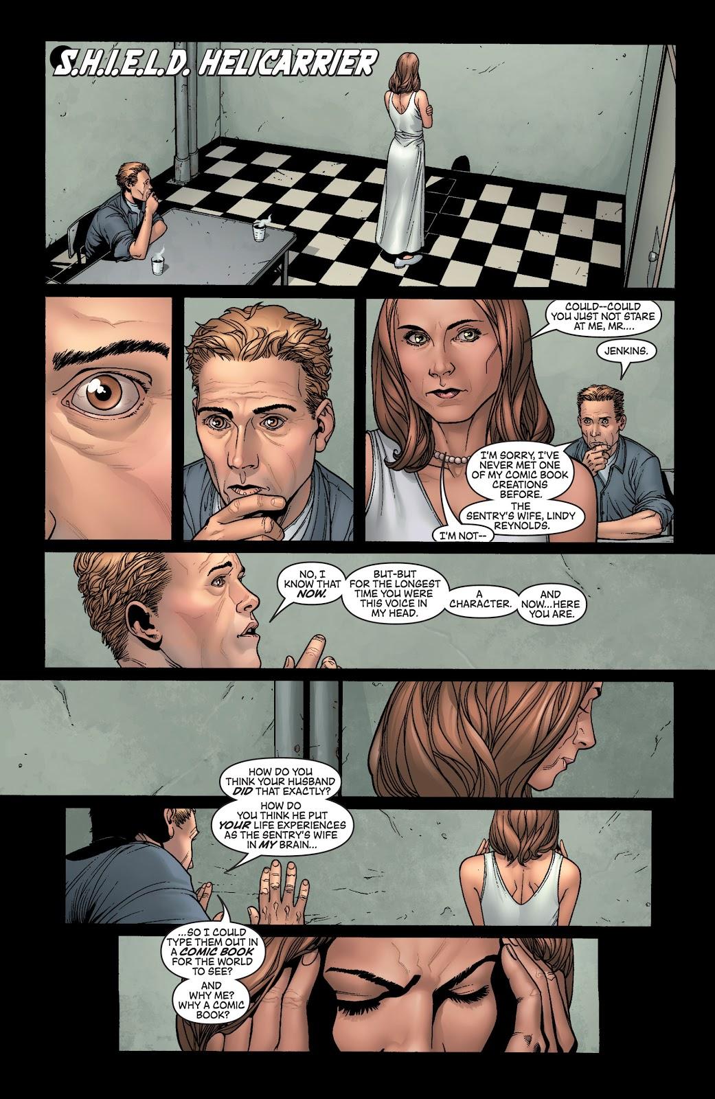Có thể bạn chưa biết: Thế giới truyện tranh Marvel và DC cũng tồn tại trong Comics đấy - Ảnh 7.