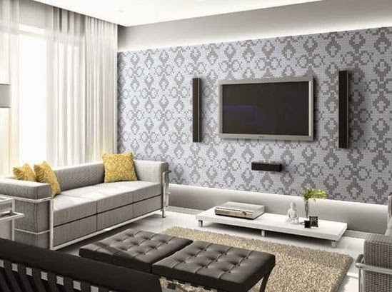 Desain Cantik Wallpaper Dinding