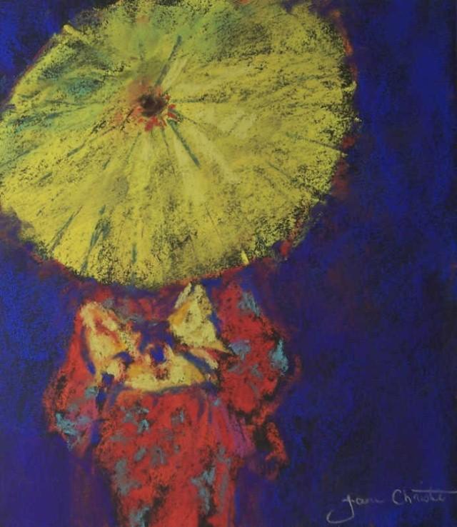 Пастельная живопись. Jane Christie 19