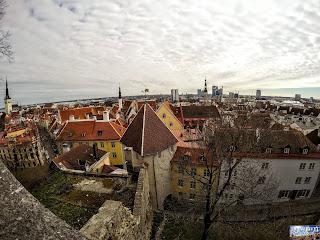 Estonie Tallinn