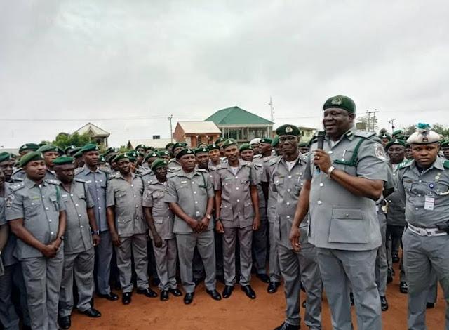 Customs generates N2.6bn revenue in six months in Ogun