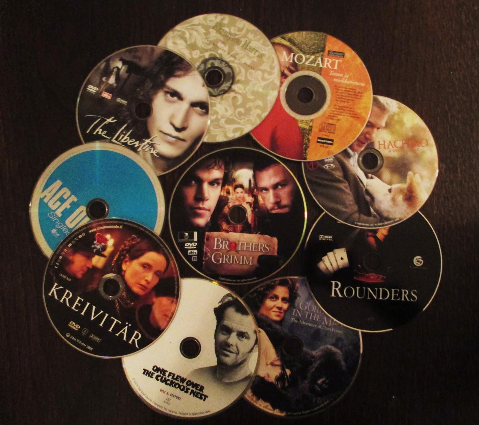 cd-levyt, Mozart