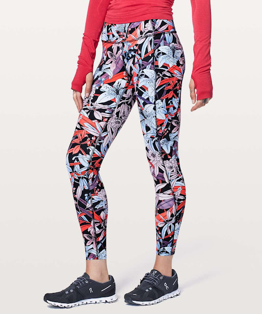 lululemon lush lillies
