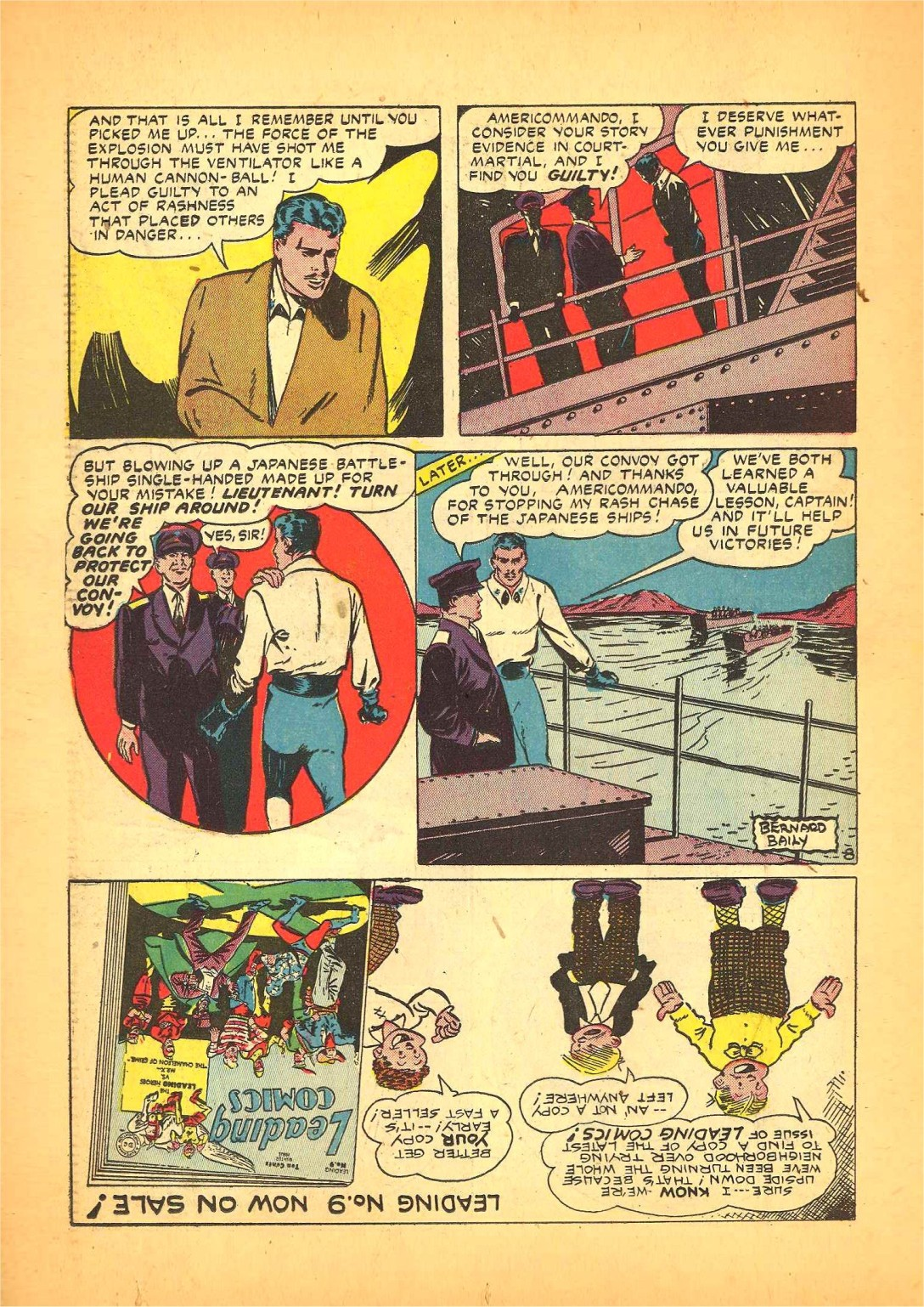 Read online Action Comics (1938) comic -  Issue #68 - 45