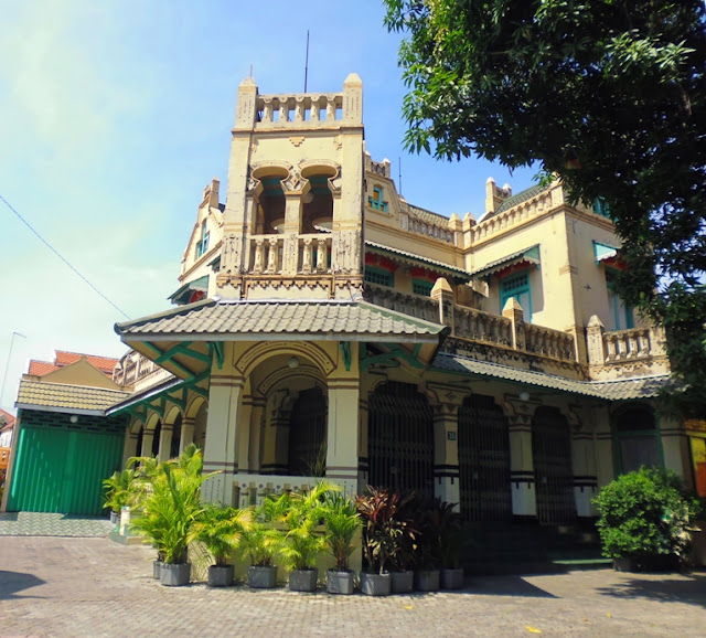 Bangunan Tua di Kota Gresik