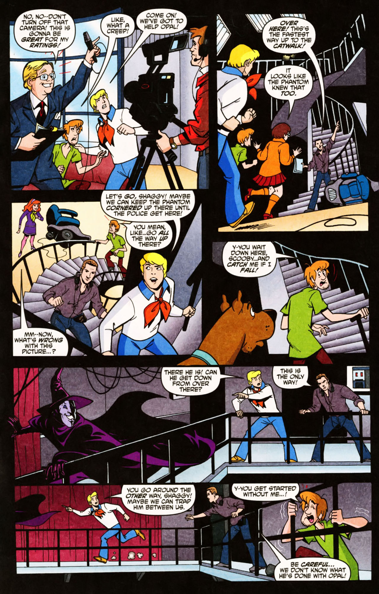 Read online Scooby-Doo (1997) comic -  Issue #153 - 10