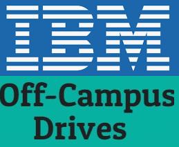 IBM Off Campus Recruitment Drive 2019 | Online Registration Process