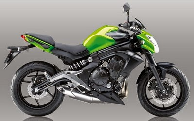 Harga Kawasaki ER6N