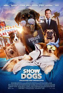 Sinopsis pemain genre Film Show Dogs (2018)
