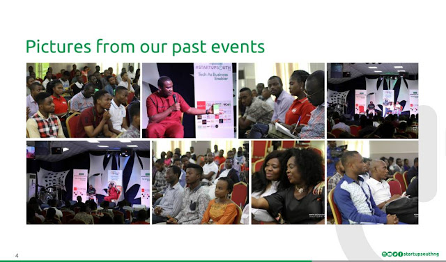 #StartupSouth4 For Young Nigerian Entrepreneurs