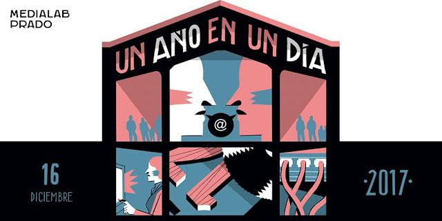 Jornada de puertas abiertas en Medialab-Prado el 16 de diciembre