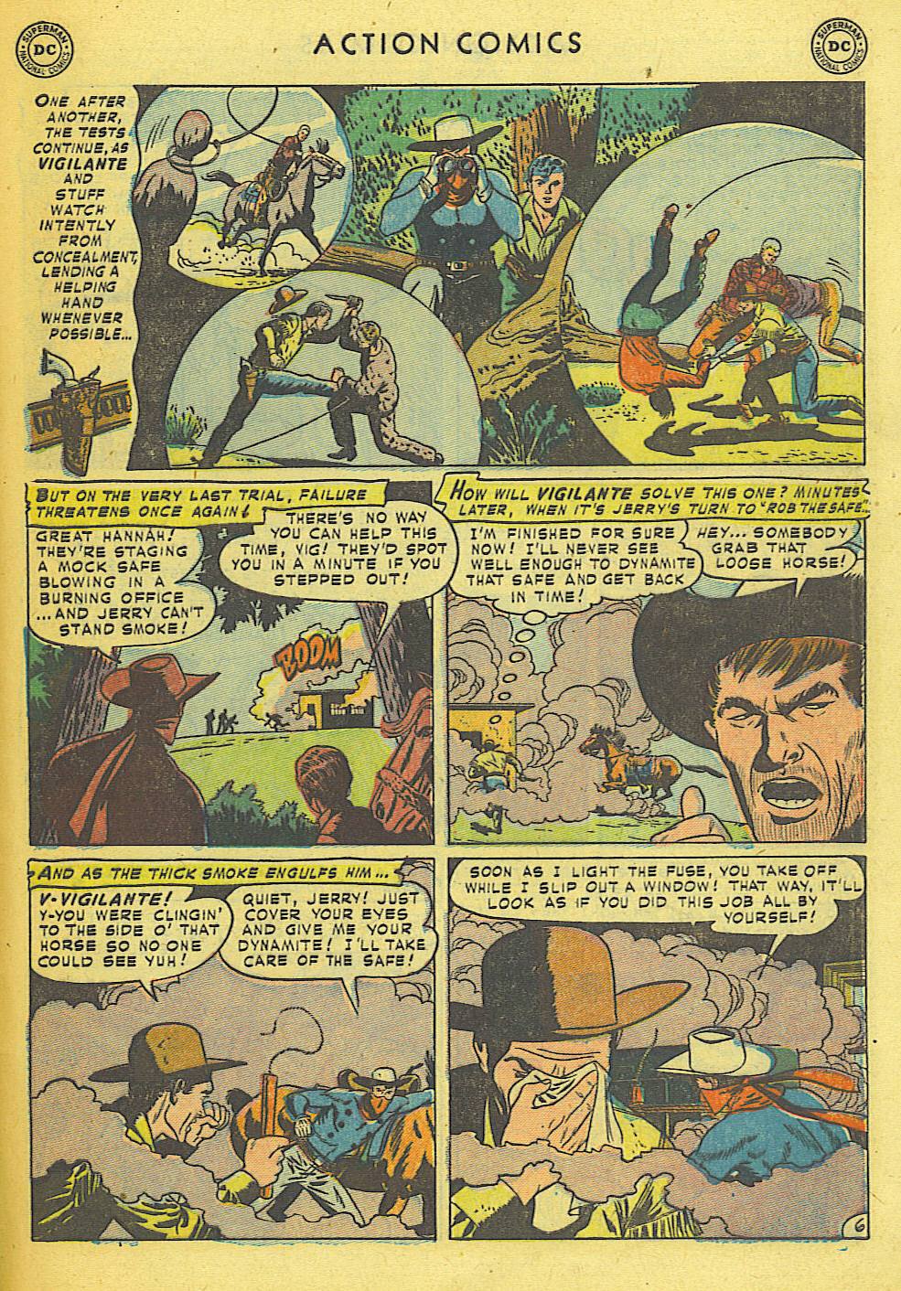Read online Action Comics (1938) comic -  Issue #168 - 32