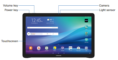 Samsung Galaxy View T677A (AT&T)