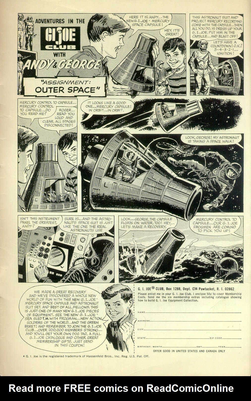 Strange Adventures (1950) issue 193 - Page 35