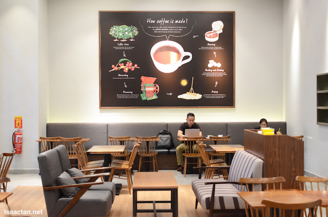 Doutor Coffee, Malaysia New Menu - Try Them Out!