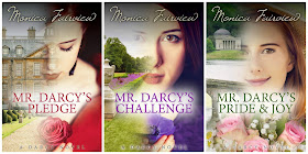 The Darcy Novels by Monica Fairview