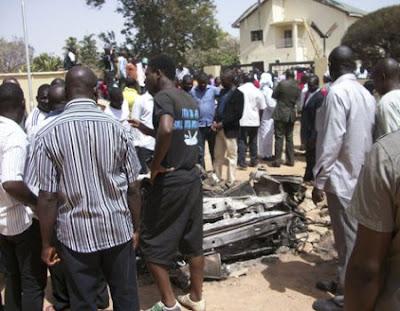Atentado contra iglesia evangélica en Nigeria