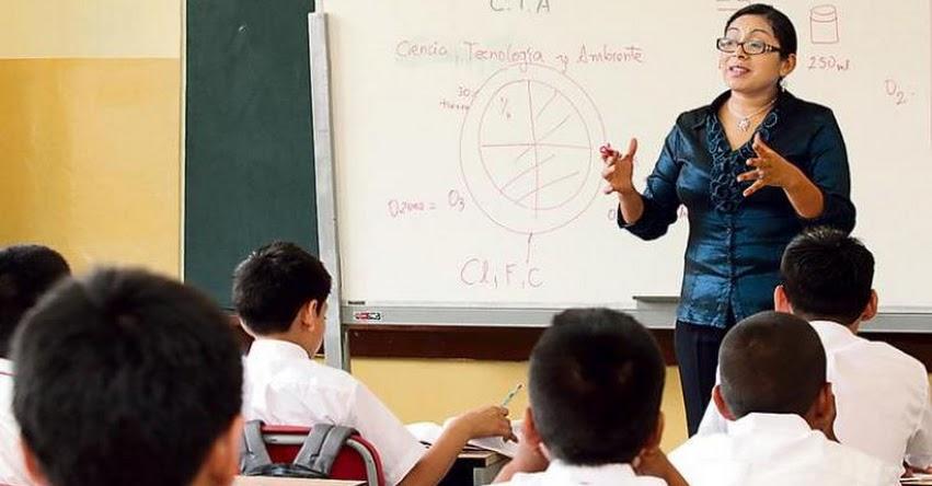 MINEDU anuncia Evaluación de Desempeño Docente 2018 para 56 mil docentes de Inicial y Primaria a Nivel Nacional - www.minedu.gob.pe