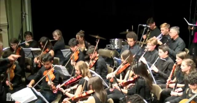 """16/09/2016... Venerdì pomeriggio... Orchestra del Liceo Musicale """"Saluzzo - Pana""""... Si ricomincia...alla grande!"""