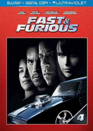 Fast & Furious 4 2009 Dual Audio Hindi 350MB BluRay 480p