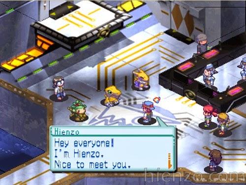 Digimon World 3 PC Gameplay