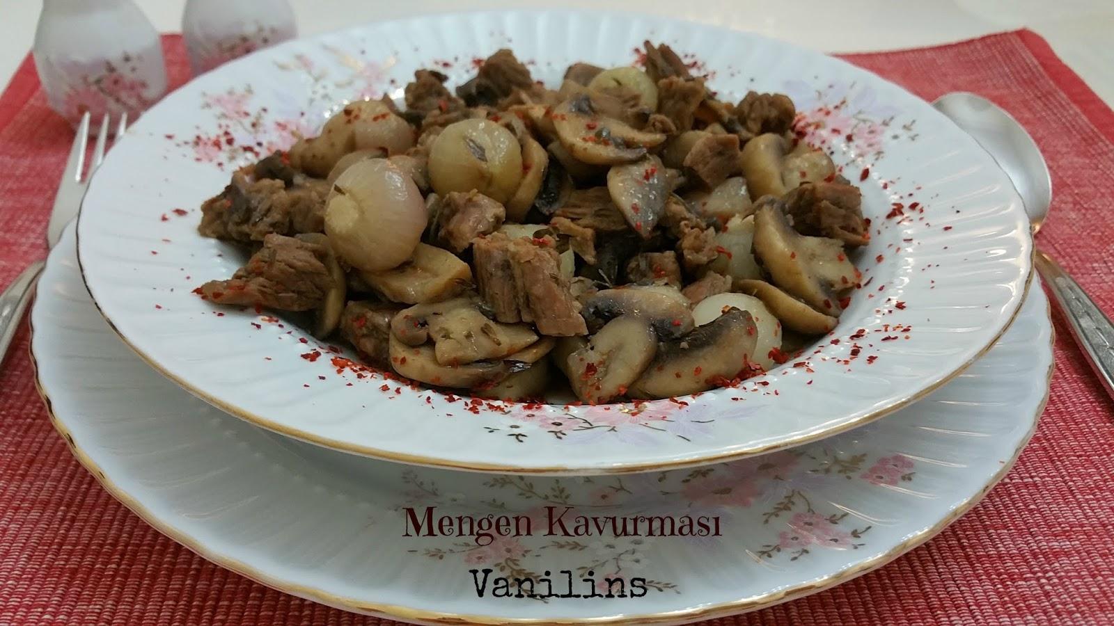 Ev yapımı mengen kebabı tarifi