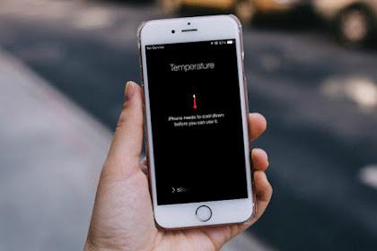 Mengatasi iPhone Overheating / Terlalu Panas