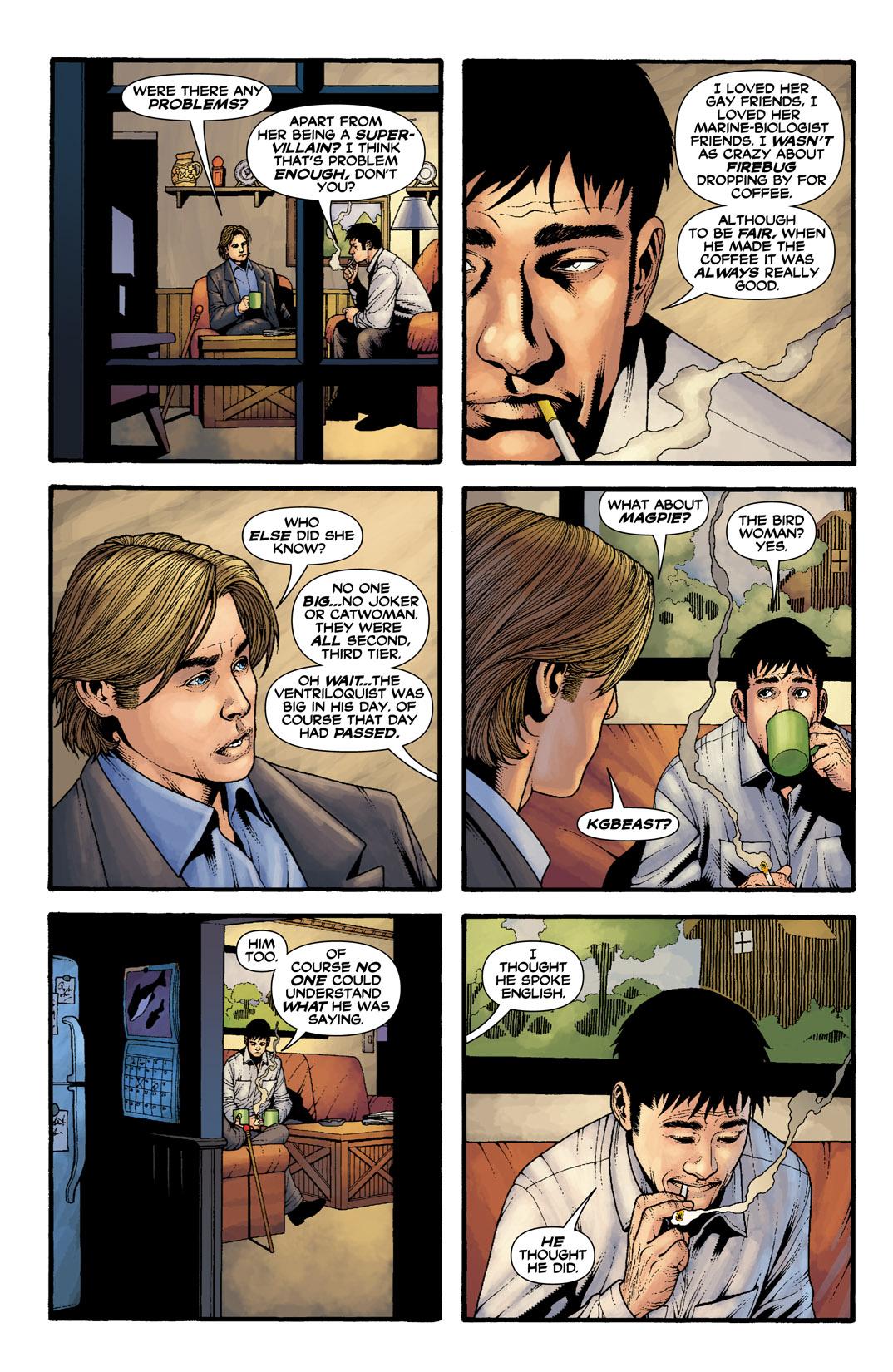 Detective Comics (1937) 819 Page 18