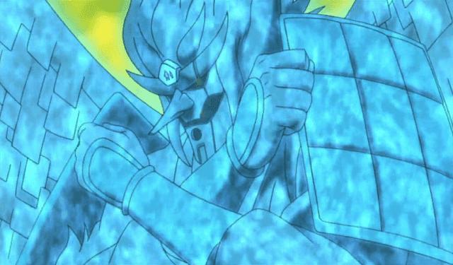 kakashi diberi kekuatan obito