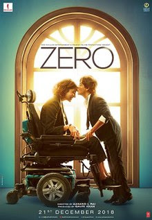 Zero 2018 Hindi Full Movie Pre-DVDRip 750Mb