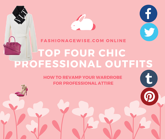 image result TOP FOUR CHIC PROFESSIONAL OUTFITS