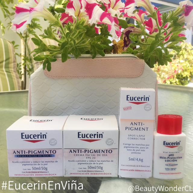 eucerin chile