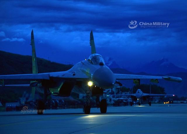 Основа военной авиации Китая