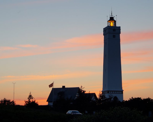 Tolle Erlebnisse in und um Blavand: Ausflugstipps für Familien. Der Leuchtturm von Blavand ist ein tolles Ausflugsziel für Familien!