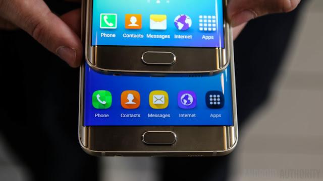 Comparativa entre el Galaxy S7 vs Galaxy S6