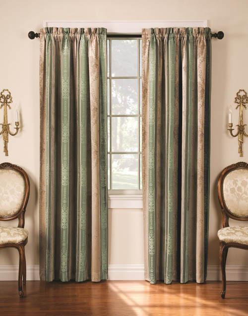 BEAUTIFUL LIVING ROOM CURTAIN DESIGNS ~ Interior Design ...