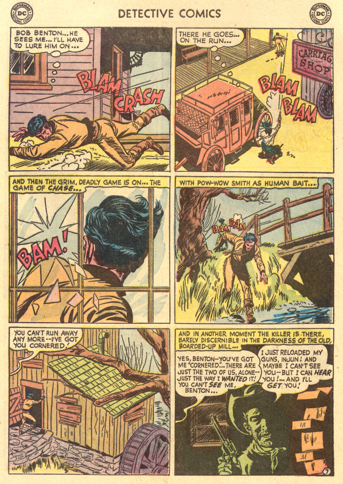 Read online Detective Comics (1937) comic -  Issue #194 - 41