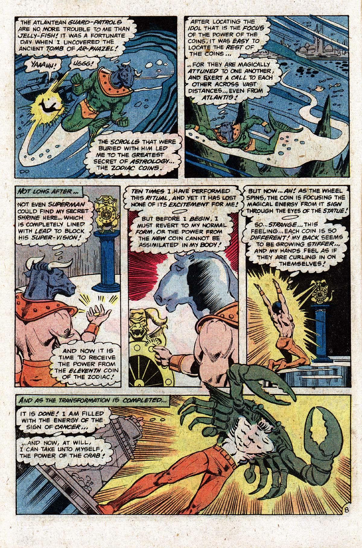 Read online World's Finest Comics comic -  Issue #268 - 10