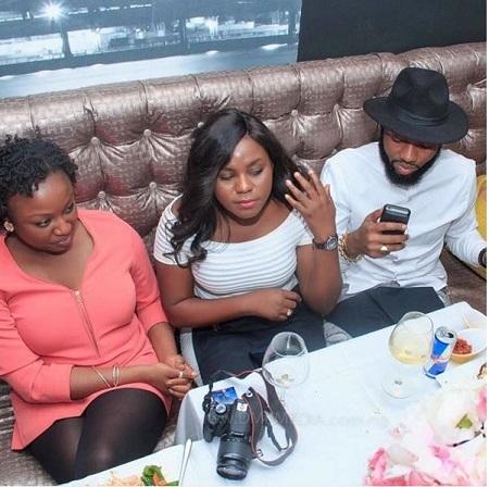 Nigerian Actress, Tonto Dikeh Rocks on Her 31st Birthday Party (Photos)