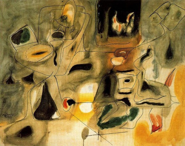 Image Attribute: Arshile Gorky's Abstract Art